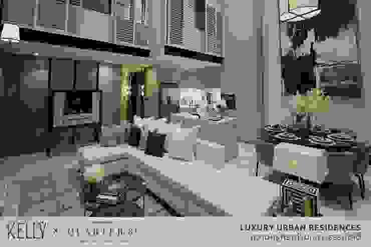 QUARTER 31 Luxury Urban Residences: ผสมผสาน  โดย บริษัท โกลบอล สปริง จำกัด, ผสมผสาน