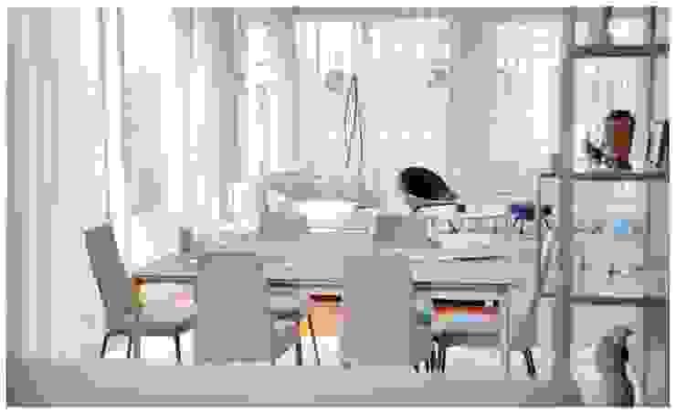 Heerwagen Design Consulting Вітальня