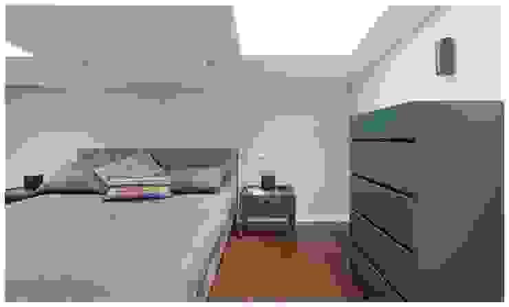 Heerwagen Design Consulting Спальня