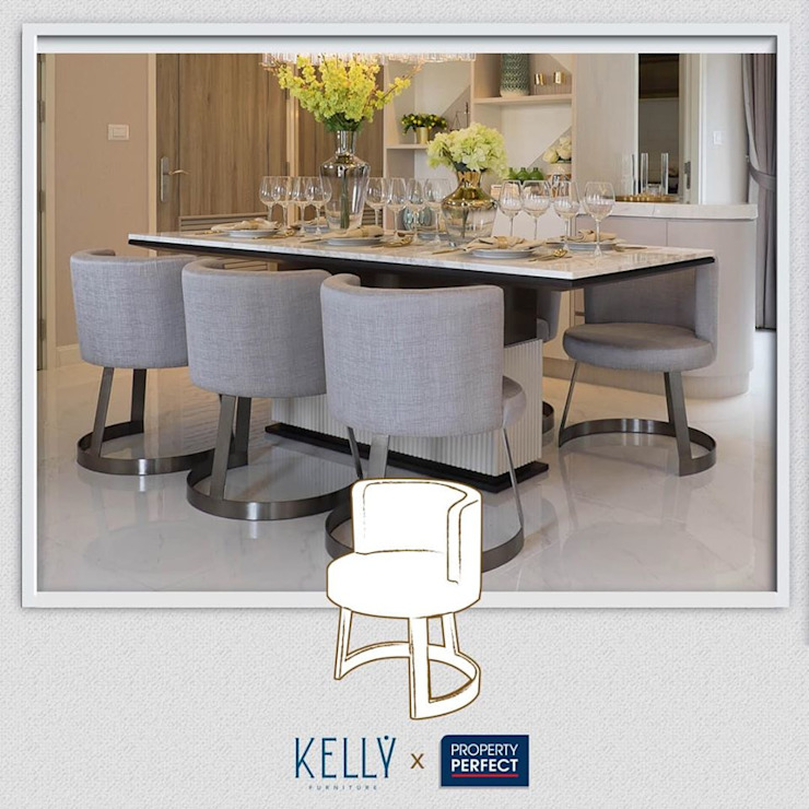 Luxury Modern & Classic Revival for loose furniture: คลาสสิก  โดย บริษัท โกลบอล สปริง จำกัด, คลาสสิค
