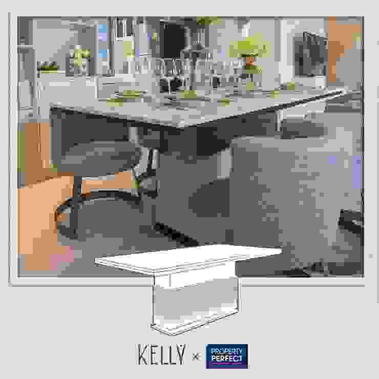 โต๊ะทานข้าว: คลาสสิก  โดย บริษัท โกลบอล สปริง จำกัด, คลาสสิค หิน