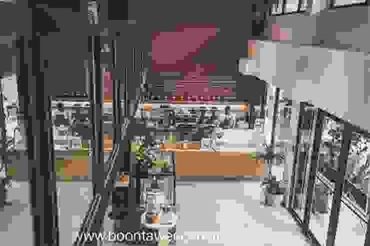 งานรีโนเวท ปรับปรุง อาคารพานิชย์ 4 ชั้น เป็นร้านขายไอศกรีม แบรนด์ Buono: คลาสสิก  โดย หจก.บุญทวีก่อสร้าง 1979 , คลาสสิค