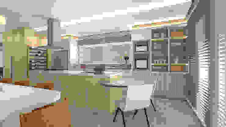 Projeto para Casa de Conteiner por ZOMA Arquitetura Moderno