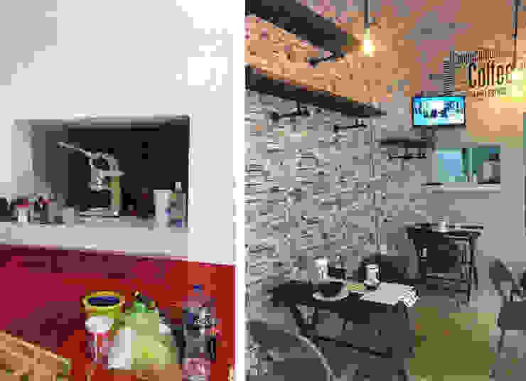 Salón principal, Cafetería María Dulzura CONCEPTO JORU