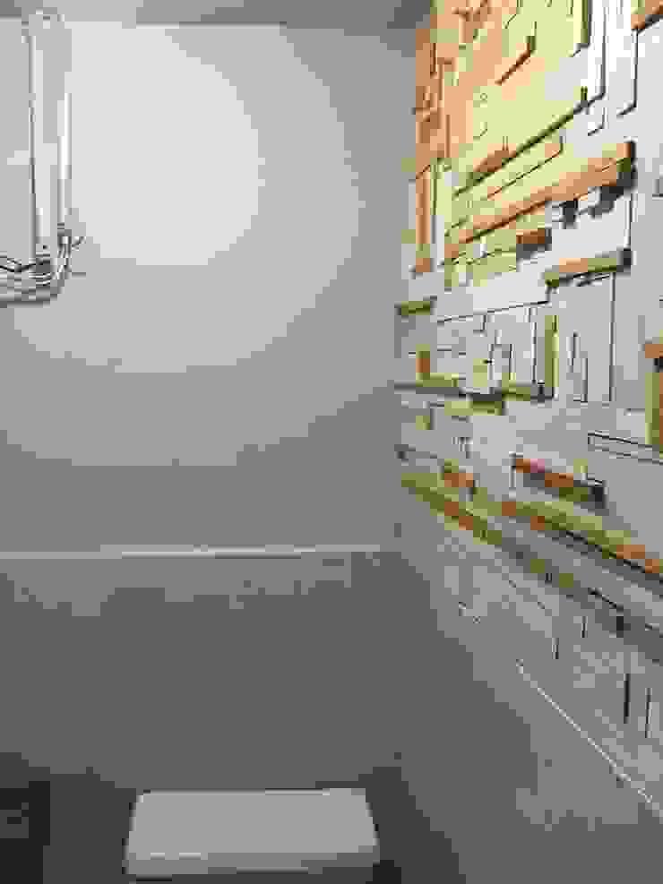 Baño, Cafetería María Dulzura CONCEPTO JORU BañosDecoración Madera