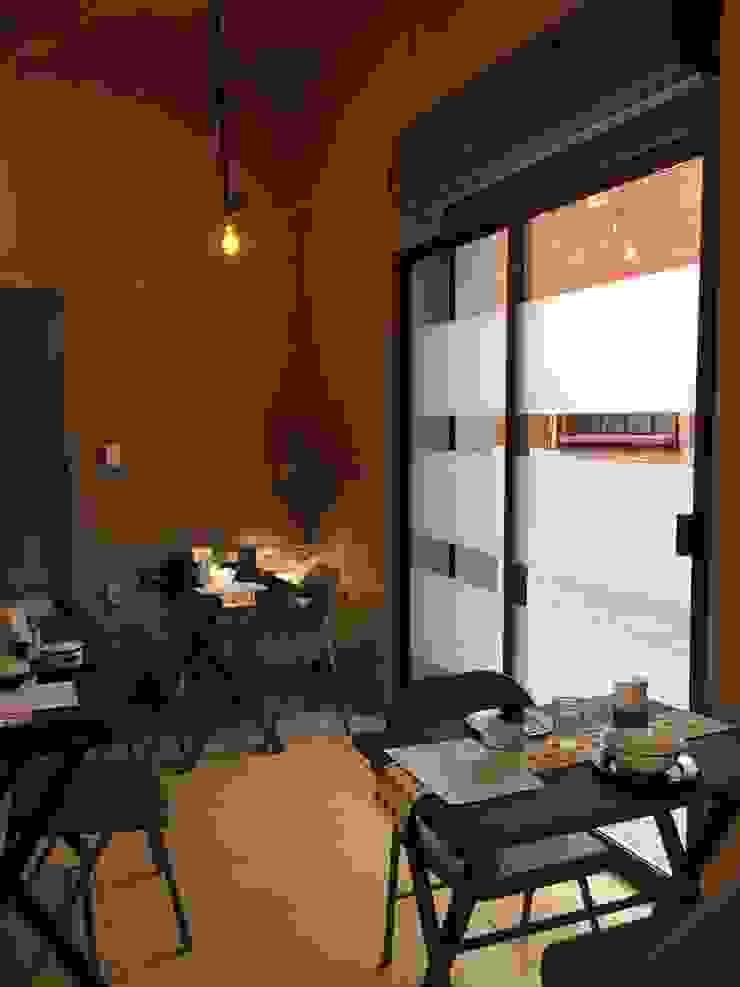 Cancel, Cafetería María Dulzura CONCEPTO JORU Gastronomía de estilo industrial