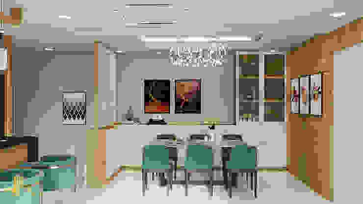 Thiết kế nội thất căn hộ chị Kelly tại Riverpark Premier bởi AN PHÚ DESIGN & BUILD