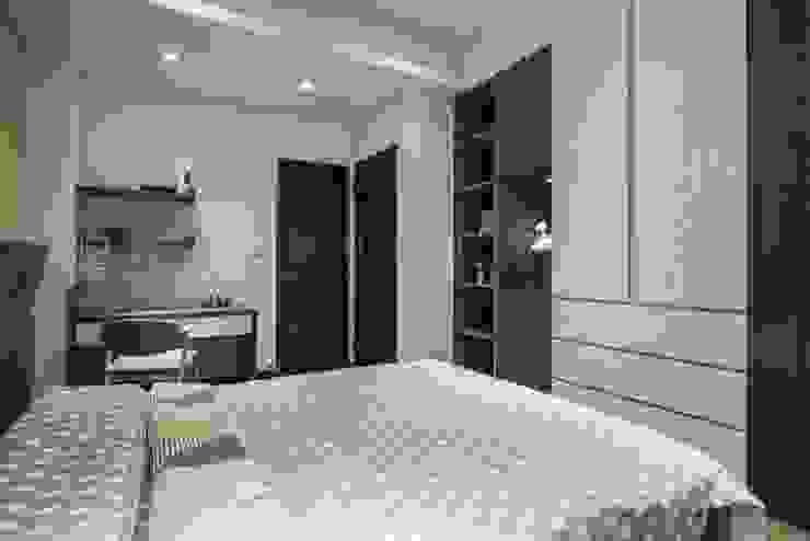 Scandinavian style bedroom by SING萬寶隆空間設計 Scandinavian