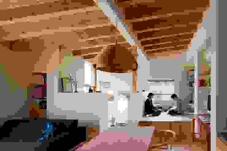 松原建築計画 一級建築士事務所 / Matsubara Architect Design Office Scandinavian style dining room