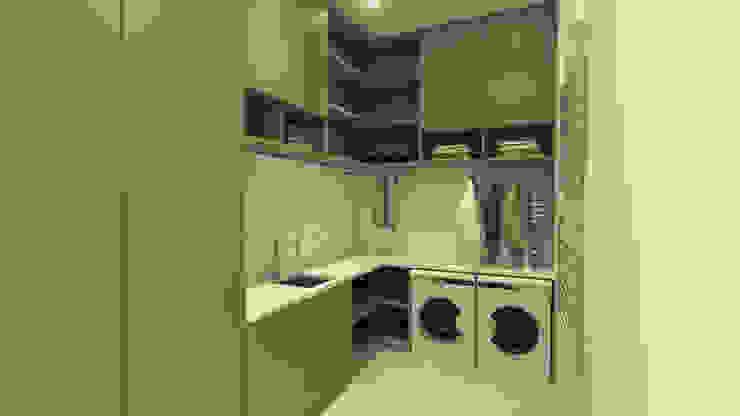 Lavandaria BORAGUI - Design Studio Garagens pré-fabricadas