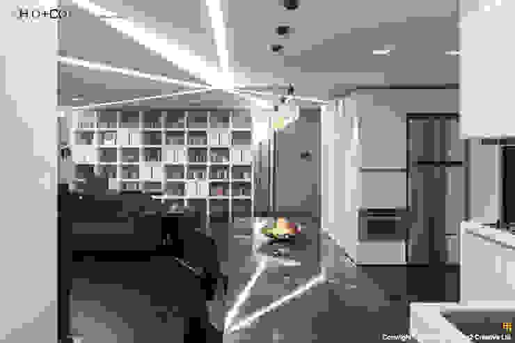 開放式廚房 根據 光合作用設計有限公司 現代風