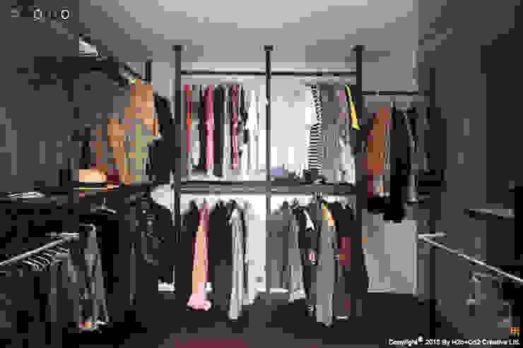 更衣室 根據 光合作用設計有限公司 現代風