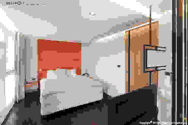 主臥室 根據 光合作用設計有限公司 現代風