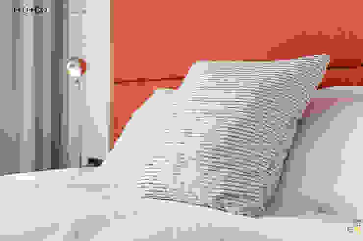 主臥室床頭 根據 光合作用設計有限公司 現代風