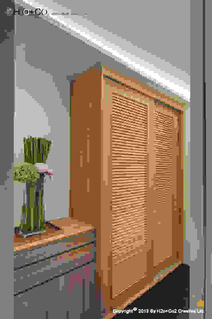 玄關衣帽間 現代風玄關、走廊與階梯 根據 光合作用設計有限公司 現代風