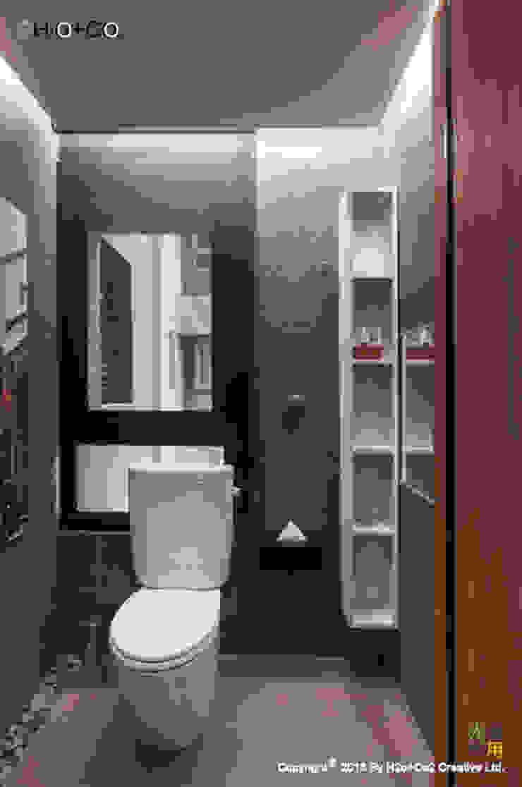 Diamand 現代浴室設計點子、靈感&圖片 根據 光合作用設計有限公司 現代風