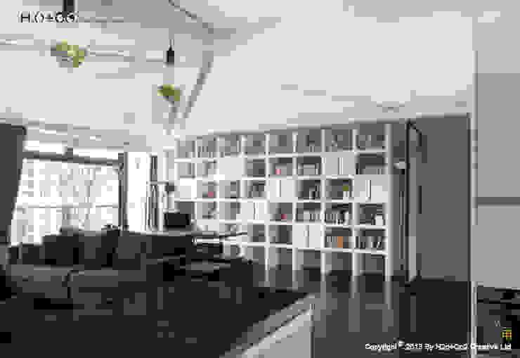 書房展示櫃 根據 光合作用設計有限公司 現代風