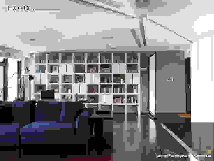 書房 根據 光合作用設計有限公司 現代風