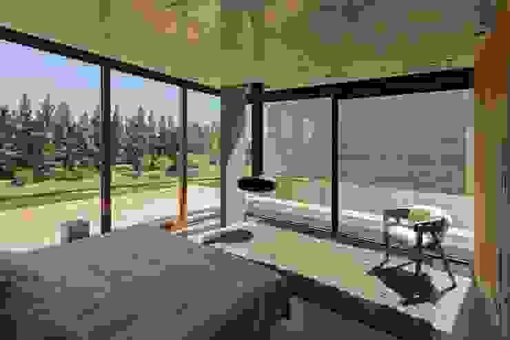 ATV Arquitectos Dormitorios de estilo escandinavo