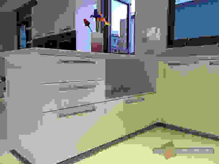 【實裝案例x2020/愛錸設計-劉建築師】 根據 一宇建材有限公司 現代風