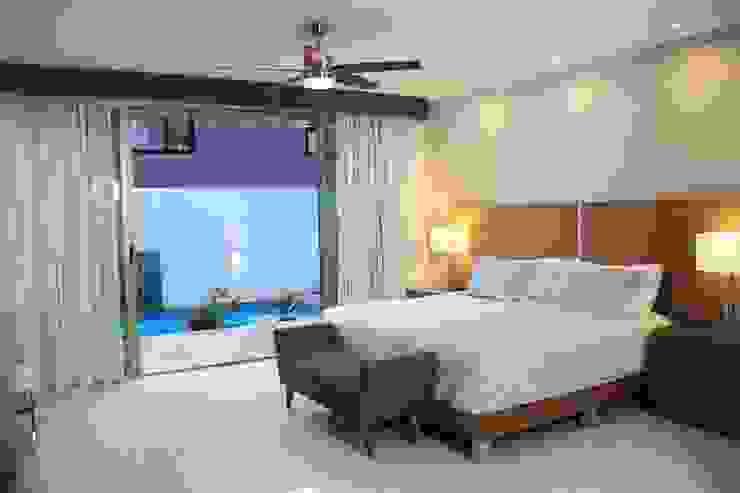 Inmobiliaria Punto 30 Modern style bedroom