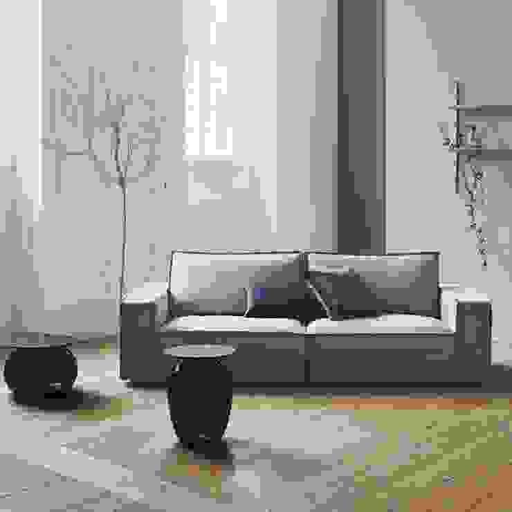 Topped Caltha Design Agency SalasAccesorios y decoración Vidrio Marrón