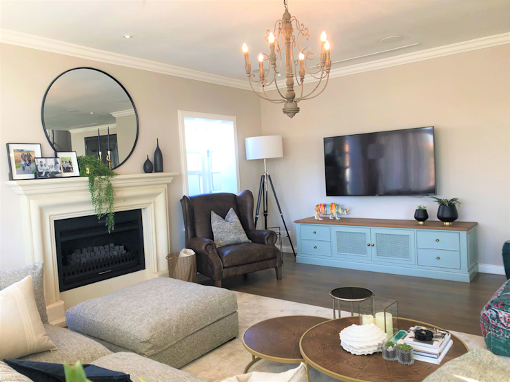 SimpliMation Pty Ltd Living room