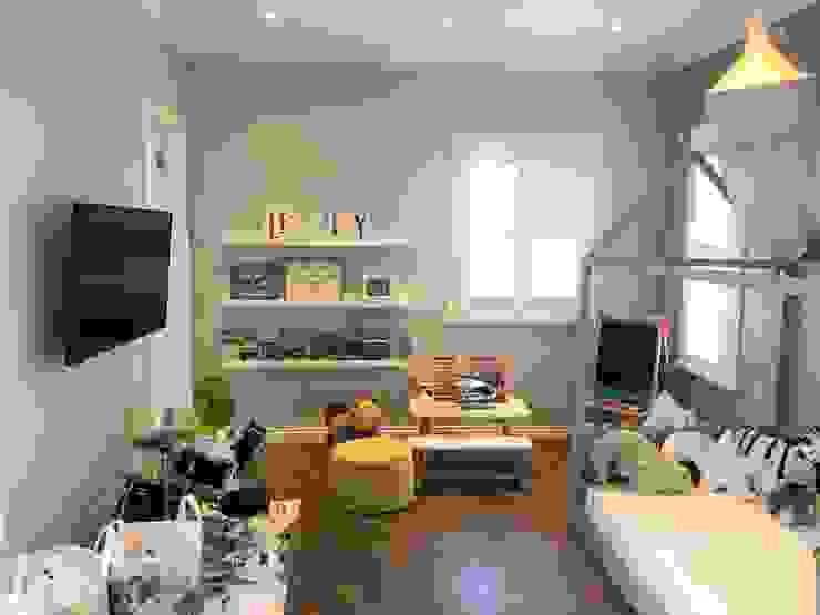 SimpliMation Pty Ltd Nursery/kid's room