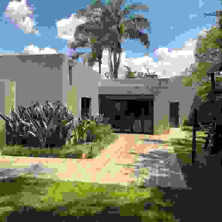 SimpliMation Pty Ltd Jardin moderne