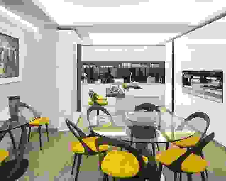 Honeyridge Home Modern kitchen by SimpliMation Pty Ltd Modern