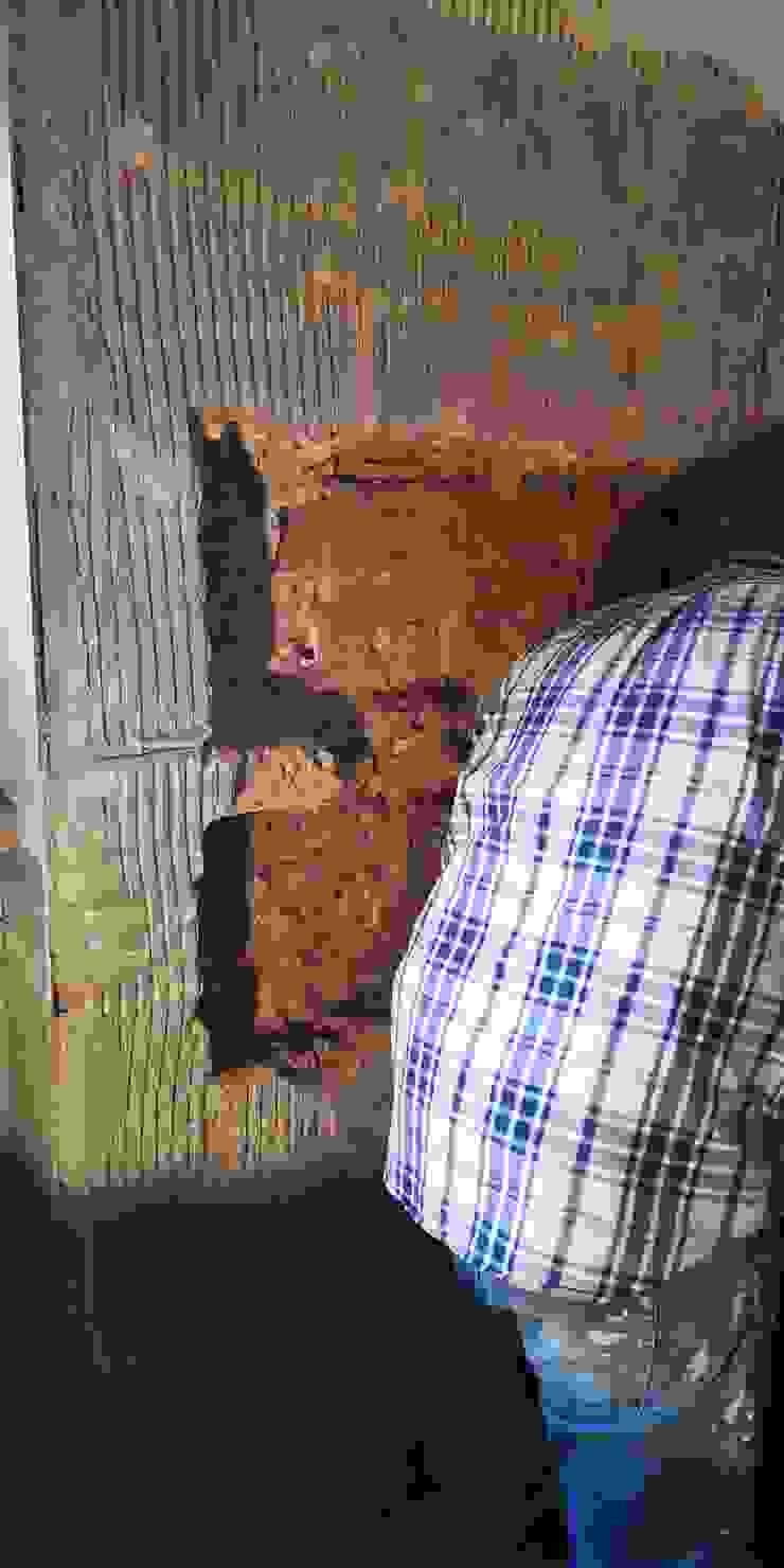 inicio da intervenção na casa de banho IIP - Reabilitação e Construção