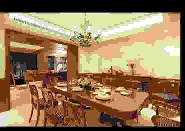 餐廳 根據 璞爵設計Project Design 古典風