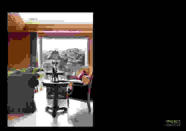 客廳 根據 璞爵設計Project Design 古典風
