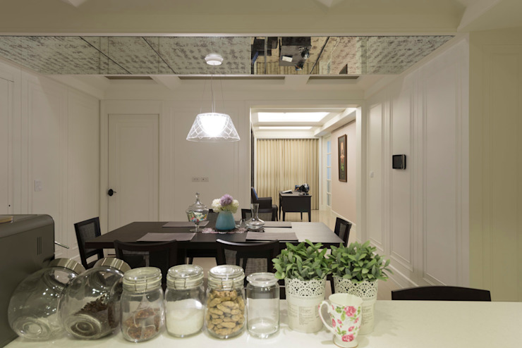 Classic style dining room by 璞爵設計Project Design Classic