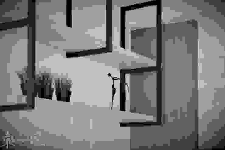 微奢簡約質感中藏入低調且自在的寧靜空間 根據 東風室內設計 現代風