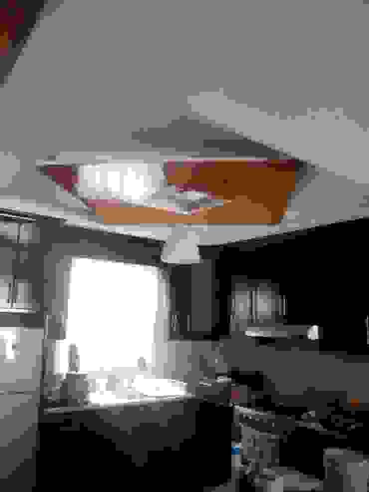 Remodelacion en Interiores y Exteriores Mendoza Built-in kitchens