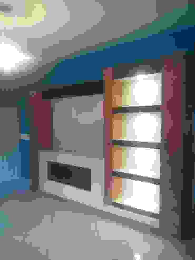 Remodelacion en Interiores y Exteriores Mendoza Small bedroom