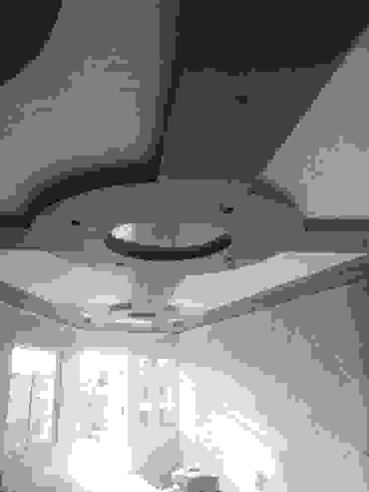 Remodelacion en Interiores y Exteriores Mendoza Flat roof
