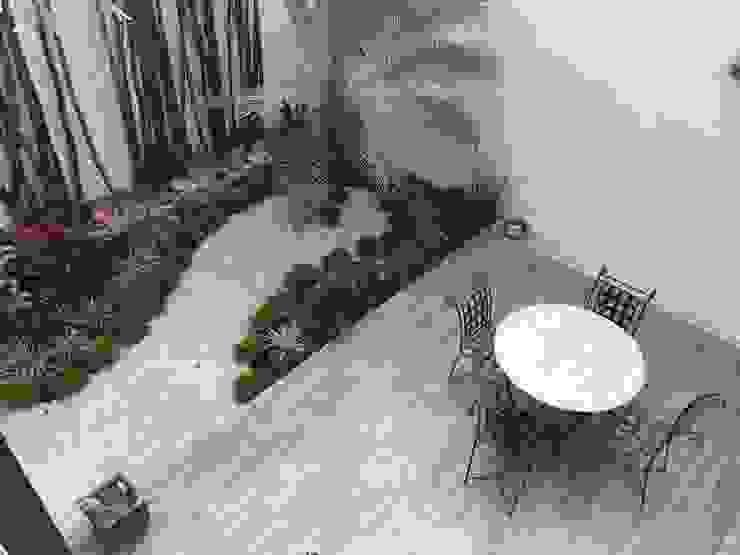 Jardín estilo oriental de EcoEntorno Paisajismo Urbano Asiático
