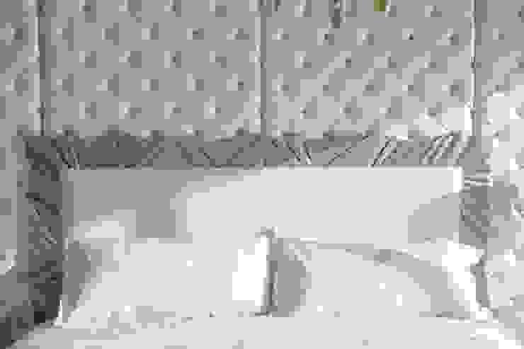 HABITACION PRINCIPAL Monica Saravia DormitoriosCamas y cabeceros