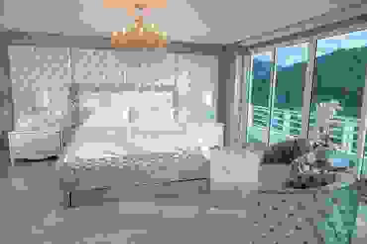 HABITACION PRINCIPAL Monica Saravia Habitaciones modernas