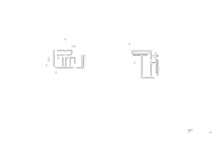 Planta do piso 1 AAP - ASSOCIATED ARCHITECTS PARTNERSHIP