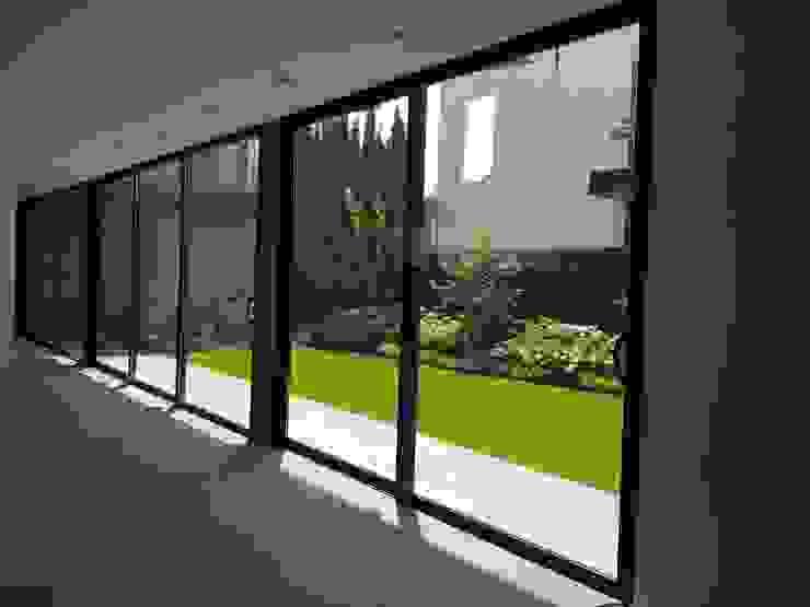 Merkalum Casa passiva Alluminio / Zinco Nero