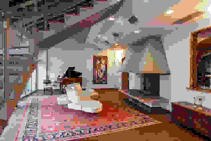 Studio d'Arc - Architetti Living room