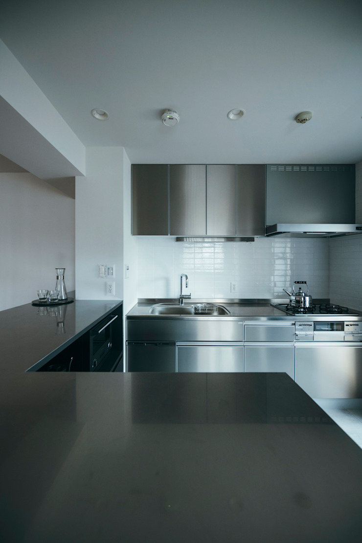 Industrial style kitchen by ELD INTERIOR PRODUCTS Industrial