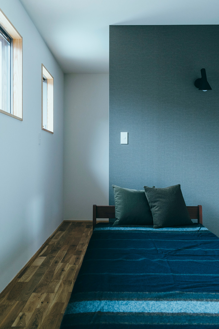 Industrial style bedroom by ELD INTERIOR PRODUCTS Industrial