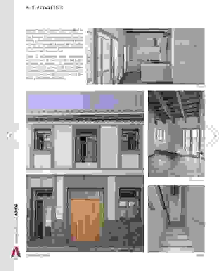 Reforma Rocaful, Cabanyal INVERSIONES EXPOSICIÓN SL Casas de estilo mediterráneo