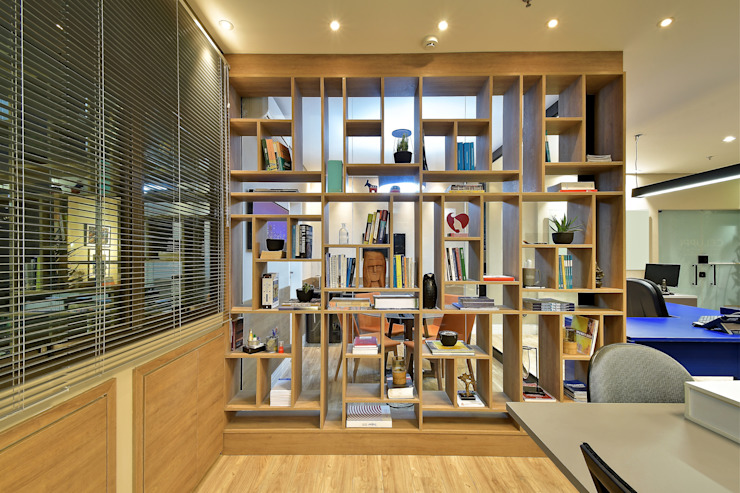 Escritório de Advocacia e Relações Institucionais AVR Studio Arquitetura Edifícios comerciais modernos