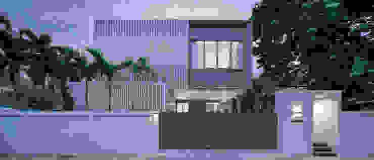TANN H โดย AOMO/ Architecture of My Own โมเดิร์น