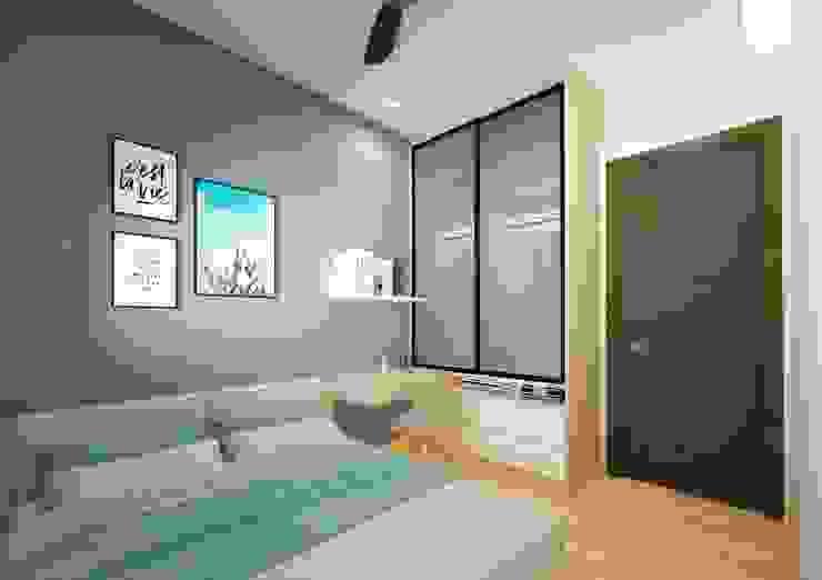 Bedroom L7 Interior Design Modern style bedroom